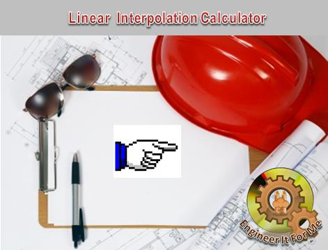 linear interpolation calculator software engineer it for